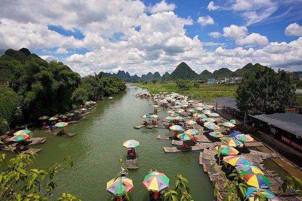 Китайские сказки июля — начало