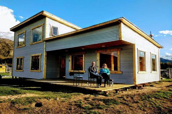 Жильё в районе парка Torres Del Paine