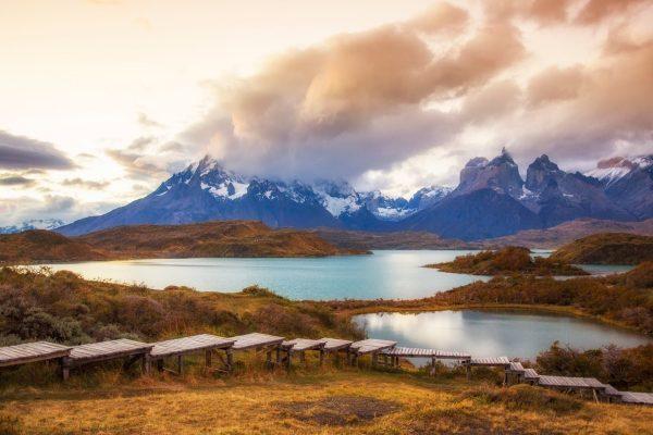 Torres Del Paine, Чили