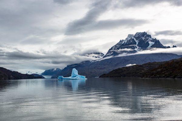 Круиз к леднику Grey — часть 1