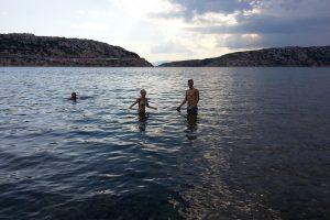 Скачок в Хорватию. Море!