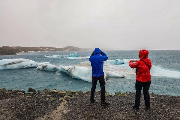 Ледяная лагуна JÖKULSÁRLÓN