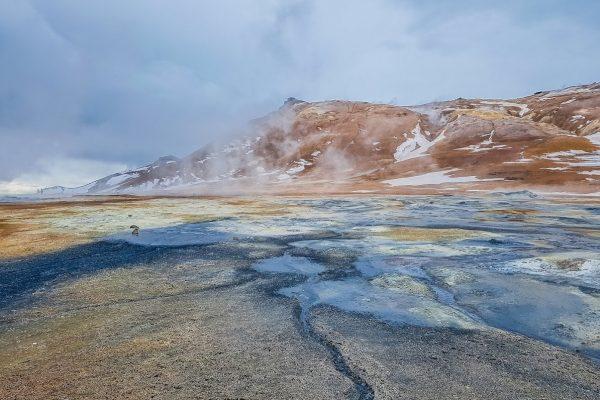 Hverir — Namafjall geothermal area