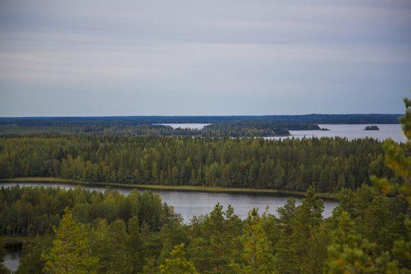 Смотровая вышка Виетсаари, Финляндия