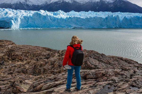 Mini trekking по леднику Perito Moreno — продолжение