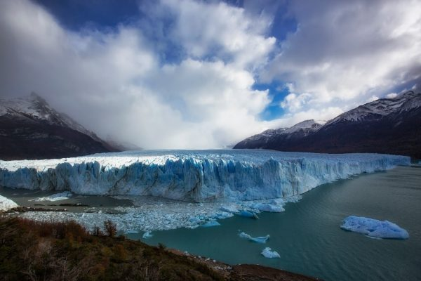 Обзорные площадки ледника Perito Moreno