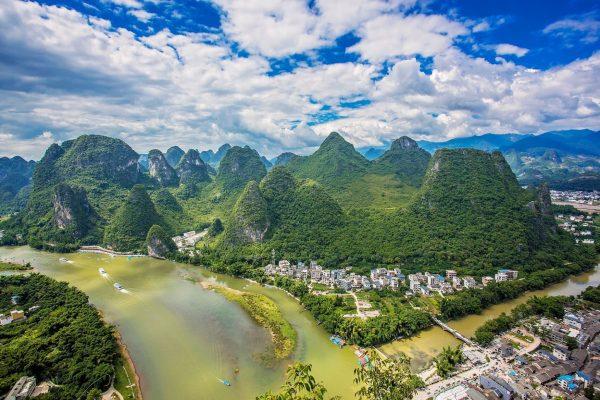 Трек на Laozhai hill 老寨山