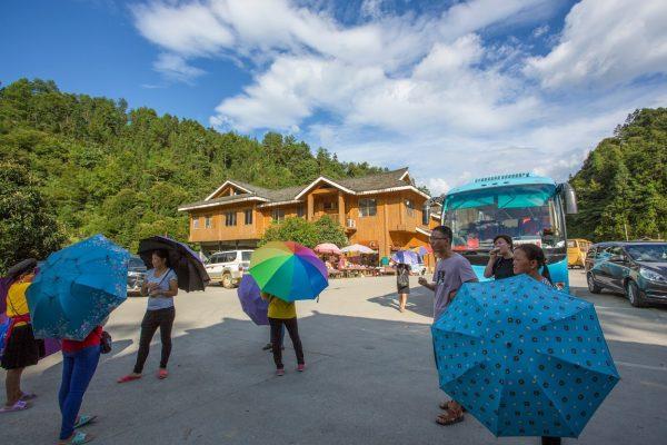 День 4 — 16 июля — Дорога из Яншо в Dazai