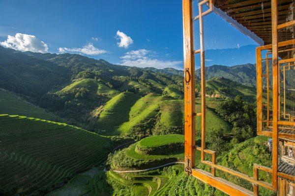 Информация для планирования путешествия в район рисовых террасс Longsheng