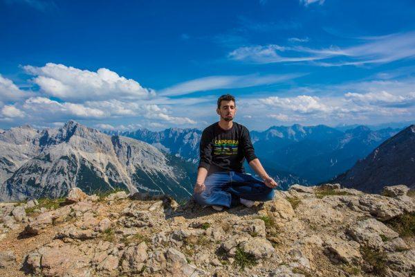 Вершина Karwendel