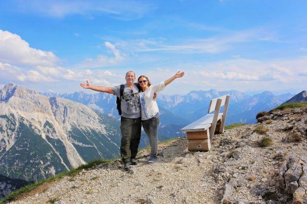 Альпийская сказка с большой и весёлой компанией — июль. Начало