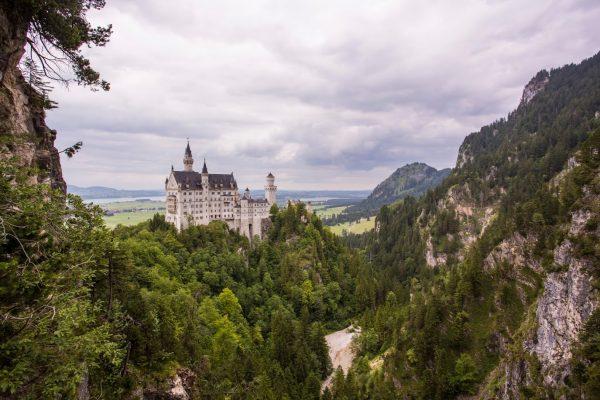 Сказочный замок Людвига II — Нойшванштайн