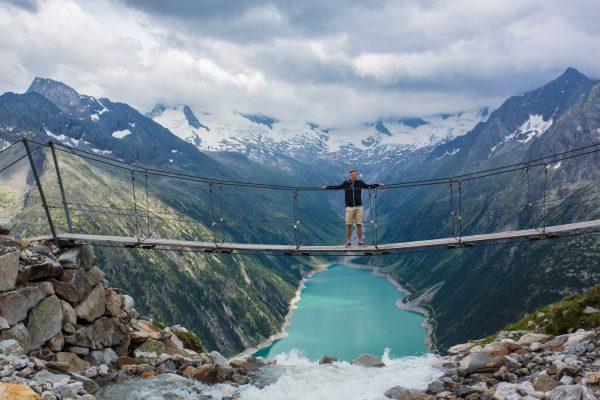 Альпийский сюрприз (Австрия, Словения, немного Германии и Плитвицкие озёра) — начало