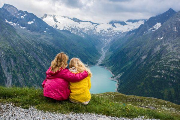 Озеро Schlegeis — 5-часовой трек к горной хижине Olpererhütte