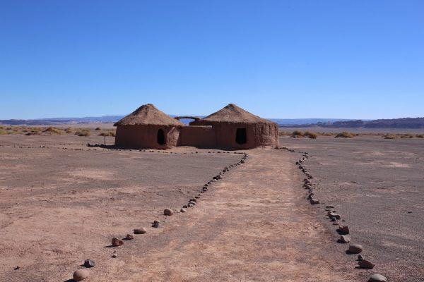 Раскопки древнего поселения Tulor