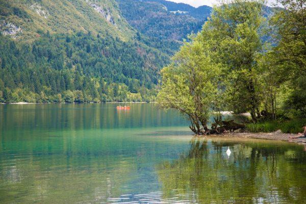 Озеро Bohinj
