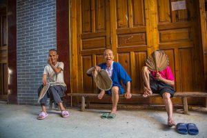 День 6 — 17 июля — Chengyang — продолжение: соседняя деревня