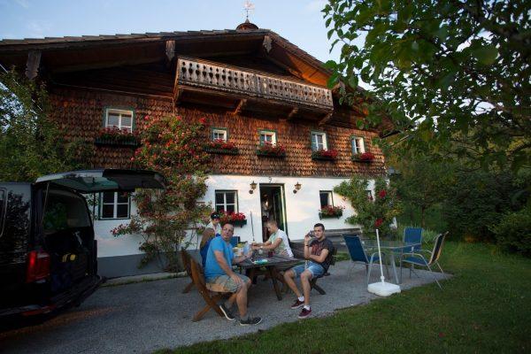 День 3 — переезд в новый дом Oberhaslach